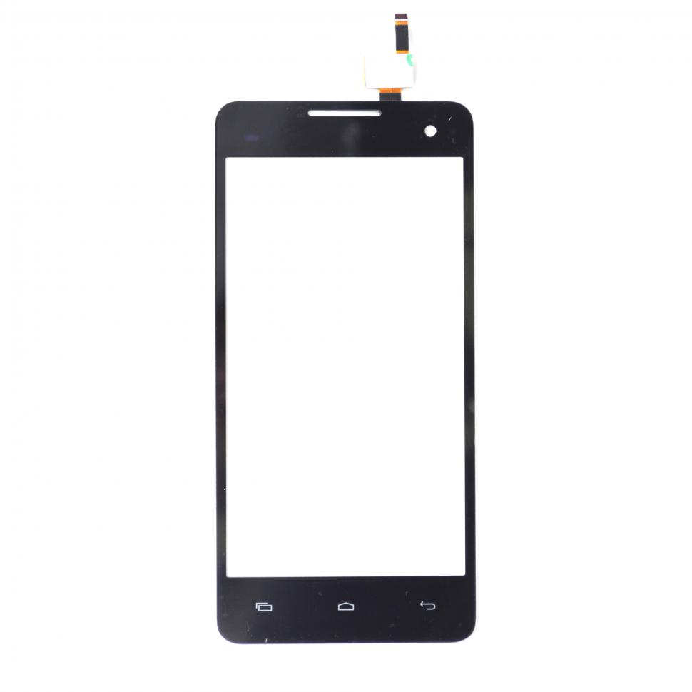 Touch screen (Сенсор) Micromax A190 Canvas HD Plus Черный купить