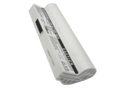 Аккумуляторная батарея для Asus Eee PC 700 701 Белый (7.4V 4400mAh) P/N: AL23-701 купить