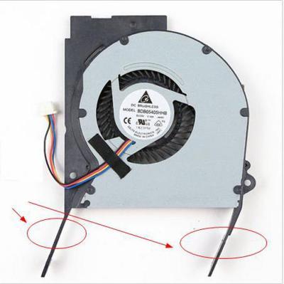 Вентилятор/Кулер для ноутбука Asus U36J rerefurbished (сломаны крепления) p/n: BDB05405HHB-AH51 купить