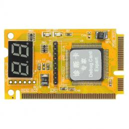 Mini PCI PCI-E LPC Diagnostic Card