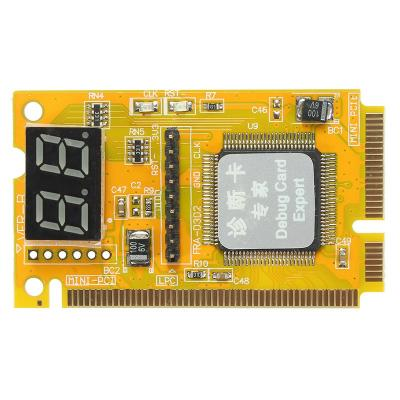 Mini PCI PCI-E LPC Diagnostic Card купить