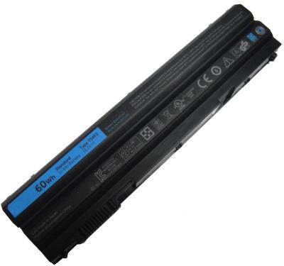 Аккумуляторная батарея для Dell E6420 E6430 (11.1V 4400mAh)  PN: 312-1163, 312-1242, 312-1311, 312-1324 купить