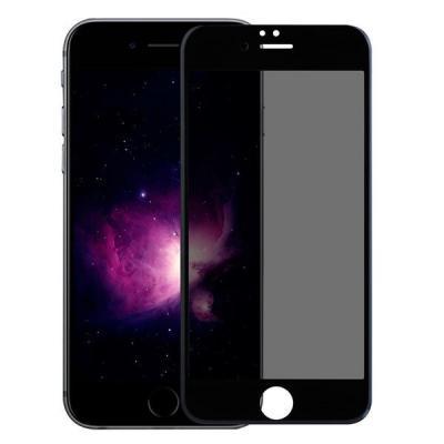 Защитное стекло для iPhone 6 Plus/6S Plus Черное (Полное покрытие) купить