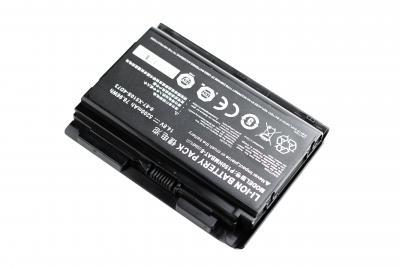 Аккумуляторная батарея для DNS Clevo P150 P170 (14.8V 5200mAh) P/N: 6-87-X510S-4D7, 6-87-X510S-4D72 купить