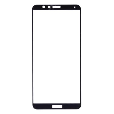 Защитное стекло для Huawei Honor 7X (Полное покрытие) Черное купить