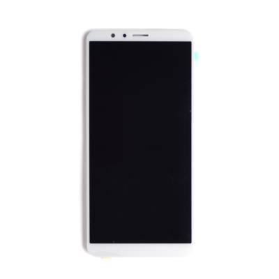 Дисплей для Huawei Honor 7X в сборе с тачскрином Белый купить
