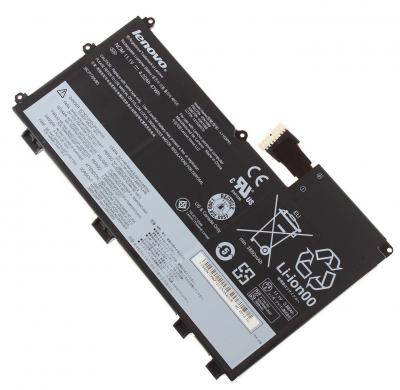 Аккумуляторная батарея для Lenovo T430u (10.8V 4400mAh) P/N: 45N1091, L11N3P51, L11S351, L11S3P51 купить