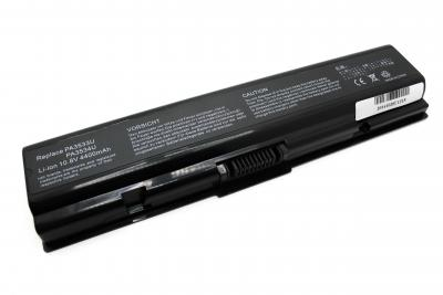 Аккумуляторная батарея для Toshiba A200 A300 L500  (10.8V 6600mAh) PN: PA3534U, PA3535U, PA3533U-1BRS купить