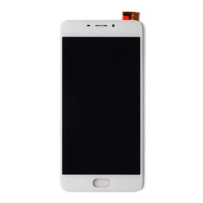 Дисплей для Meizu M6 в сборе с тачскрином Белый купить