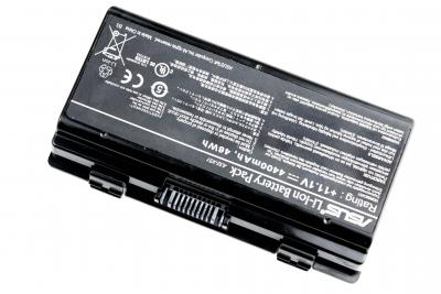 Аккумуляторная батарея для Asus X51 OR (11.1V 4400mAh) P/N: A32-X51, A32-T12, 70-NQK1B2000Z купить