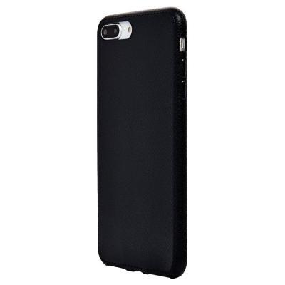 Чехол-накладка для Apple iPhone 7 Plus/8 Plus Stitch Черный купить