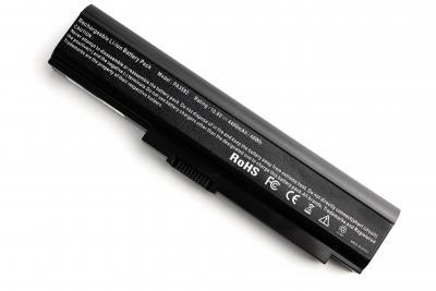 Аккумуляторная батарея для Toshiba U300 (11.1V 4400mAh) PN: PA3593U-1BRS PA3595 купить