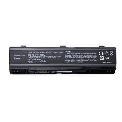 Аккумуляторная батарея для Dell 1015 1014 A860 (11.1V 4400mAh) P/N: 312-0818, 451-10673, F286H, F287F, F287H купить