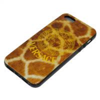 Чехол Fashion Case Versace iPhone 5/5S/SE силикон в блистере 004