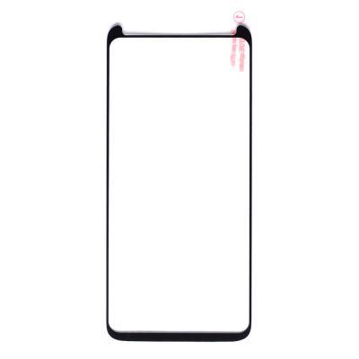 Защитное стекло (тех. упаковка) для Samsung G950F (S8) (Полное покрытие) Черное купить