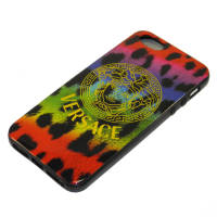 Чехол Fashion Case Versace iPhone 5/5S/SE силикон в блистере 005