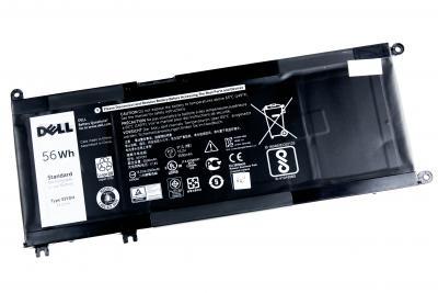Аккумуляторная батарея для Dell 17-7778 OR (15.2V 3400mAh) P/N: 33YDH, PVHT1 купить