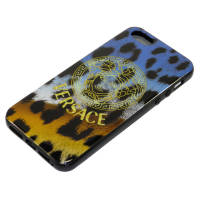 Чехол Fashion Case Versace iPhone 5/5S/SE силикон в блистере 007