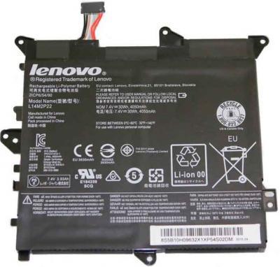 Аккумуляторная батарея для Lenovo Flex 3-1120 (7.2V 4050mAh) P/N: L14M2P22, L14M2P21 купить