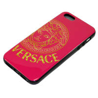 Чехол Fashion Case Versace iPhone 5/5S/SE силикон в блистере 009
