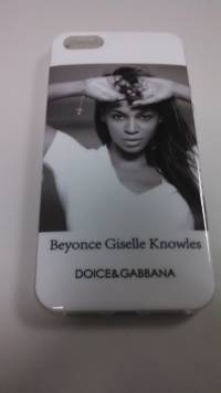Чехол Fashion Case DOLCE & GABBANA для Apple iPhone 5/5S/SE силикон в блистере 011