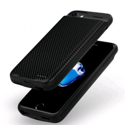 Чехол-аккумулятор Pisen для iPhone 6 Plus/6S Plus/7 Plus/8 Plus 4000 mAh Черный купить