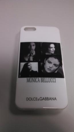Чехол для Apple iPhone 5/5S/SE Fashion Case DOLCE & GABBANA силикон в блистере 012