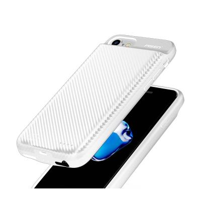 Чехол-аккумулятор Pisen для iPhone 6/6S/7/8 3000 mAh Белый купить
