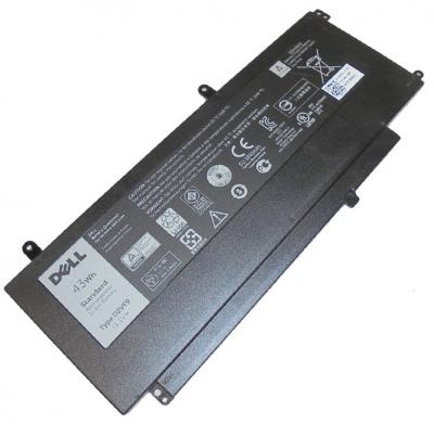Аккумуляторная батарея для Dell 15-7547 (11.1V 3480mAh) P/N: 0PXR51, 0YGR2V, D2VF9, PXR51 купить