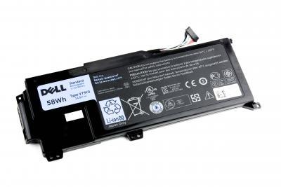 Аккумуляторная батарея для Dell XPS 14Z OR (14.8V 4000mAh) P/N: V79YO, YMYF6, 0YMYF6 купить