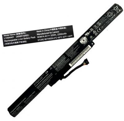 Аккумуляторная батарея для Lenovo 500-15AC OR (14.4V 2200mAh) p/n: L14L4A01, L14S4A01, L14S4E01 купить