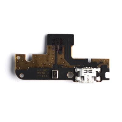 Шлейф для Xiaomi Redmi Note 5A плата системный разъем/микрофон купить