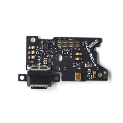 Шлейф для Xiaomi Mi Note 3 плата системный разъем/микрофон купить