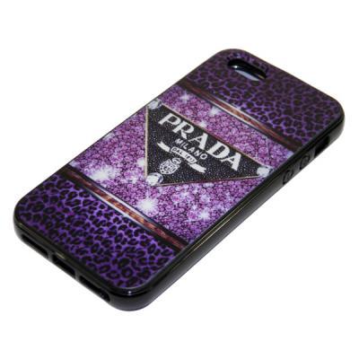 Чехол для Apple iPhone 5/5S/SE Pictures силикон-пластик 026 купить