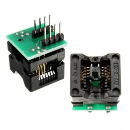 Адаптер SOP8 SO8 SOIC8 TO DIP8 150 mil