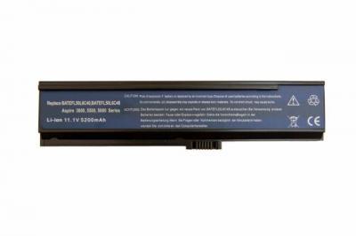 Аккумуляторная батарея для Acer 3030 5050 (11,1V 6600mAh)  PN: BATEFL50L6C40 купить