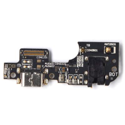 Шлейф для Asus ZE553KL (ZenFone 3 Zoom) плата на системный разъем/разъем гарнитуры/микрофон купить