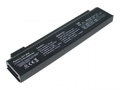 Аккумуляторная батарея для MSI GX700 EX700(10.8V 4400mAh) P/N: BTY-M52, BTY-L71, 925C2240F, 925C2590F купить