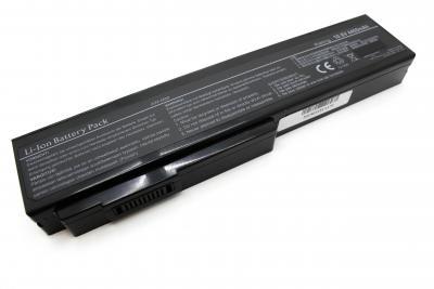 Аккумуляторная батарея для Asus M50 N61 (10.8V 6600mAh) PN: A32-M50, A32-N61, A32-X64, A33-M50, A32-H36 купить