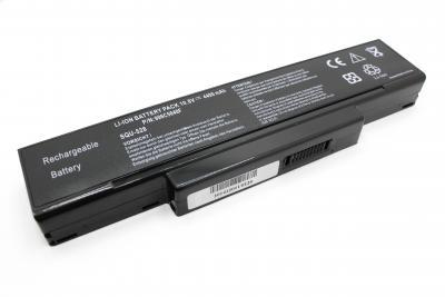 Аккумуляторная батарея для MSI GX600 GX610 GX620 (11.1V 4400mAh) SQU-524, SQU-528, BTY-M66 купить