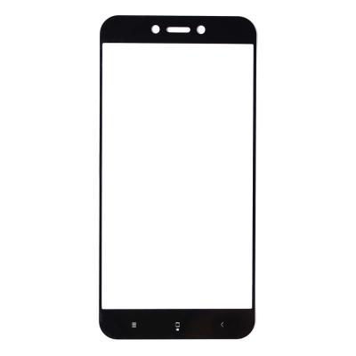 Защитное стекло для Xiaomi Redmi 5A / Redmi GO (Полное покрытие) Черное купить