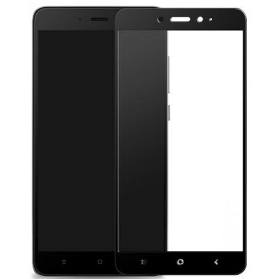 Защитное стекло для Xiaomi Redmi Note 4 (Полное покрытие) Черное купить