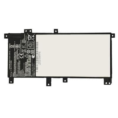 Аккумуляторная батарея для Asus X455LD X455LA (7.6V 5000mAh) PN: C21N1401, PP21AT149Q-1 купить
