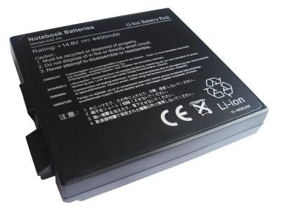 Аккумуляторная батарея для Asus A4 A4000 (14.8V 4400mAh) PN: A41-A4, A42-A4, 70-N9X1B1000, 90-N9X1B1000 купить