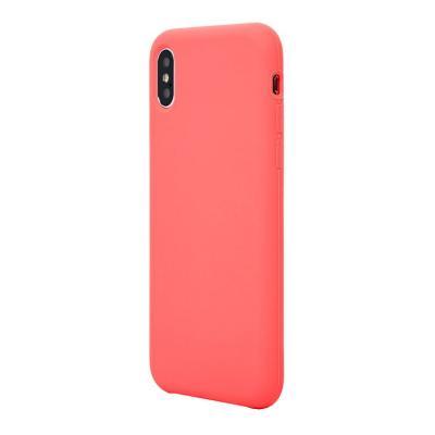 Чехол-накладка для Apple iPhone X/XS OR Розовый купить