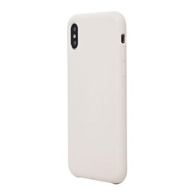 Чехол-накладка для Apple iPhone X/XS OR Бежевый купить