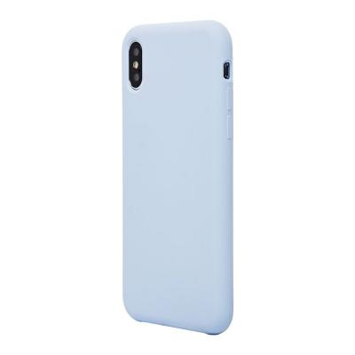 Чехол-накладка для Apple iPhone X/XS OR Голубой купить