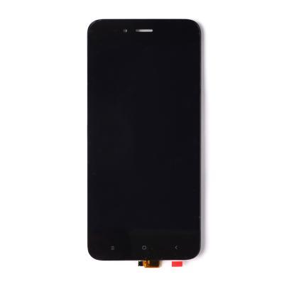 Дисплей для Xiaomi Mi A1/Mi 5X в сборе с тачскрином Черный купить