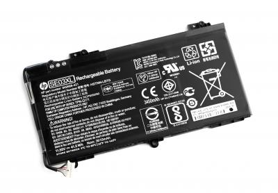 Аккумуляторная батарея для HP 14-AL (15.55V 3600mAh) P/N: SE03XL, HSTNN-LB7G, HSTNN-UB6Z, 849568-541 купить