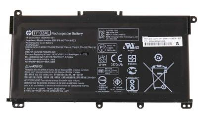 Аккумуляторная батарея для HP 15-CC 15-CD (11.55V 3630mAh) ORG P/N: TF03XL,  HSTNN-LB7J, HSTNN-LB7X, 920070-85 купить